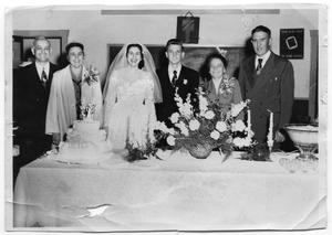 Primary view of object titled 'Jimmy and Fannie Lou Wedding'.