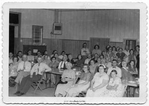 Primary view of object titled '[Harton Family Reunion]'.