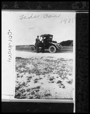 Primary view of object titled 'Theodore Jensen's Car'.