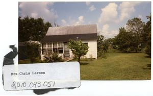 Primary view of object titled 'Chris Larsen Home'.