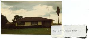Primary view of object titled 'Tony & Joyce Hansen Danna Home'.