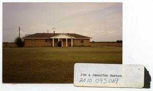 Primary view of object titled 'Jim & Jennifer Harton Home'.