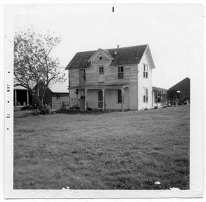 Primary view of object titled 'H. J. Berndt Home'.