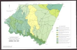 General Soil Map, Starr County, Texas