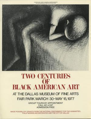 Primary view of object titled 'Two Centuries of Black American Art at the Dallas Museum of Fine Arts'.