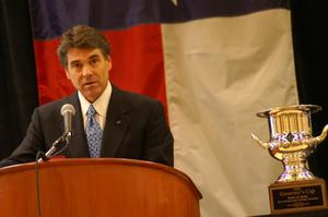 Primary view of object titled '[Rick Perry]'.