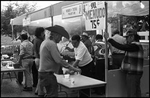 Primary view of object titled '[Menudo and Torta Food Booth]'.