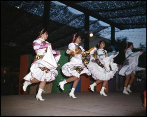 Primary view of object titled '[Ballet Folklorico de San Antonio]'.