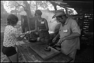 [Chilympiad Cook-Off at the Texas Folklife Festival]