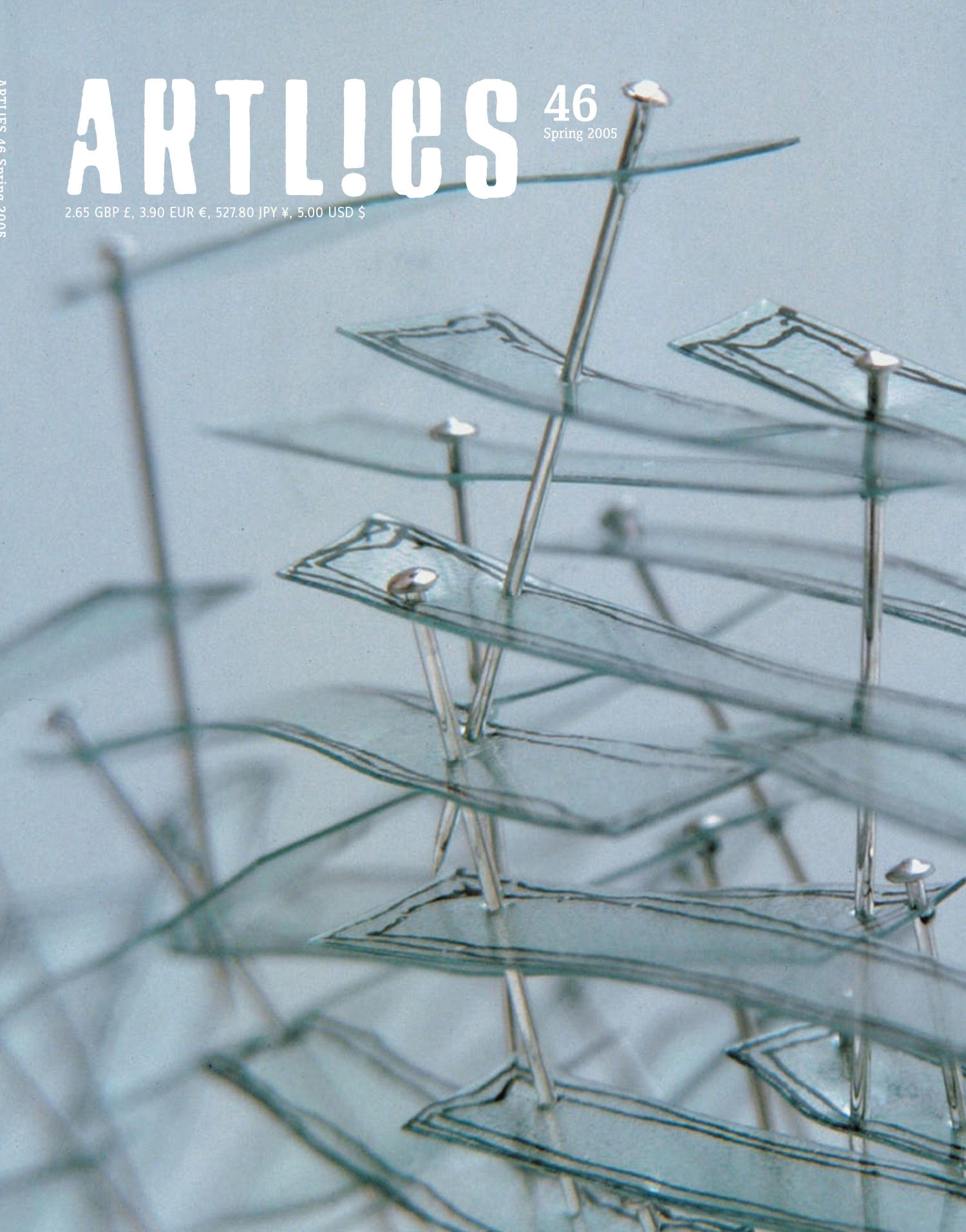 Art Lies, Volume 46, Spring 2005                                                                                                      Front Cover
