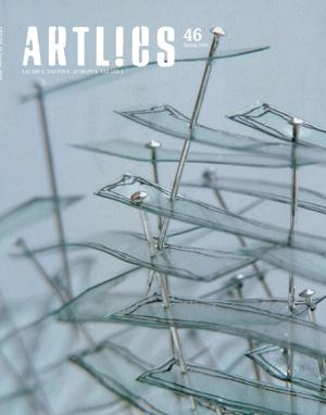 Primary view of Art Lies, Volume 46, Spring 2005