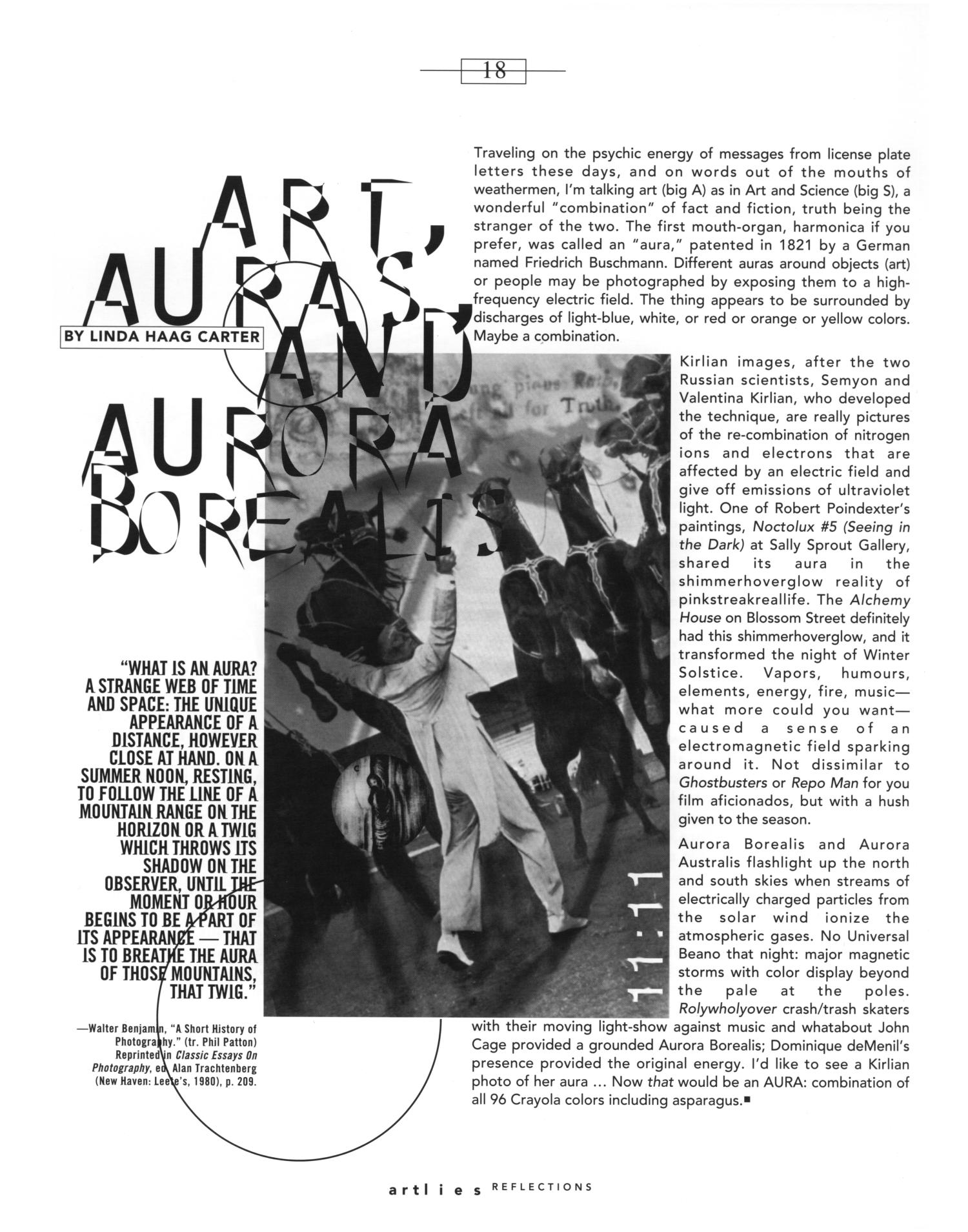 Art Lies, Volume 2, May-June 1994                                                                                                      18