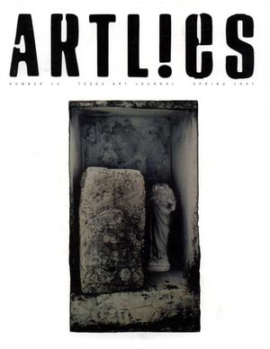 Primary view of object titled 'Art Lies, Volume 14, Spring 1997'.