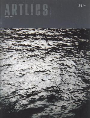 Primary view of Art Lies, Volume 34, Spring 2002
