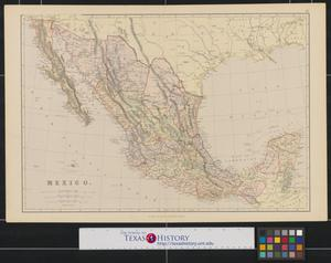 Primary view of Mexico.