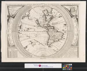 Primary view of Planisfero del mondo nuovo.