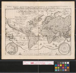 Primary view of Nova totius terrarum orbis geographica ac hydrographica tabula.