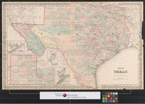 Primary view of Colton's Texas.