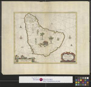 Primary view of Novissima et acuratissima Barbados.