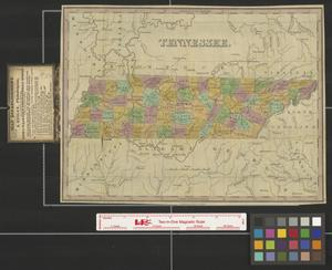 Primary view of Tennessee.