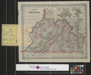 Primary view of object titled 'Colton's Virginia.'.