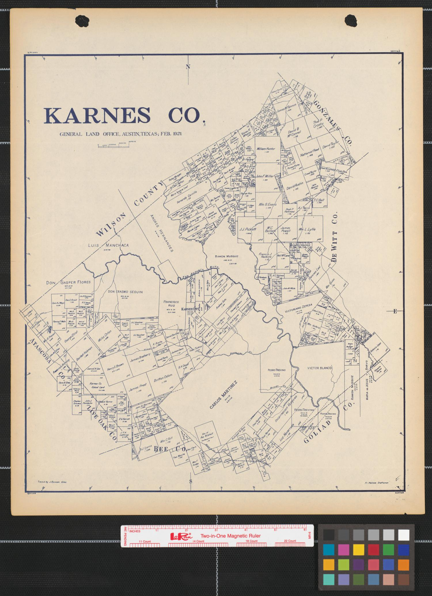 Karnes County - The Portal to Texas History on blanco county road map, kent county road map, jasper county road map, upton county road map, wilson county road map, gregg county road map, williamson county road map, hartley county road map, rockwall county road map, dallam county road map, mason county road map, hood county road map, putnam county road map, la salle county road map, mills county road map, lee county road map, bee county road map, jim wells county road map, hale county road map,