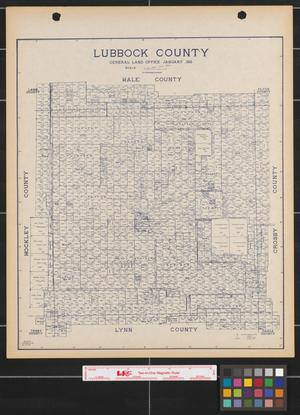 Primary view of Lubbock County.
