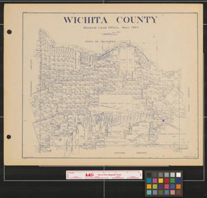Primary view of object titled 'Wichita County.'.