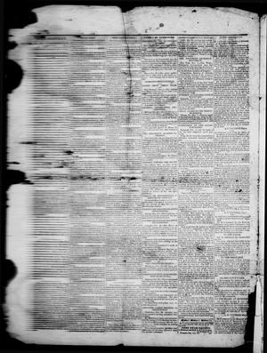 Primary view of object titled 'The Beaumont Banner (Beaumont, Tex.), Ed. 1 Tuesday, December 11, 1860'.