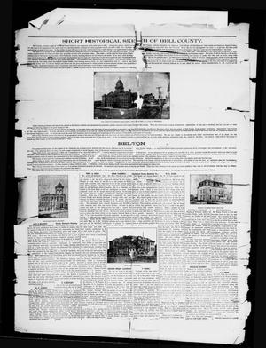 Primary view of object titled 'Bell County Democrat (Belton, Tex.), Ed. 1 Thursday, May 16, 1907'.