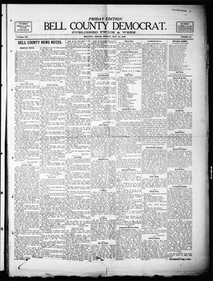 Primary view of object titled 'Bell County Democrat (Belton, Tex.), Vol. 12, No. 47, Ed. 1 Friday, May 29, 1908'.