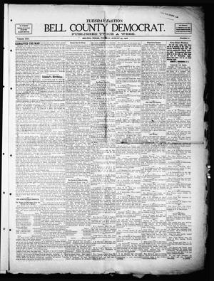Bell County Democrat (Belton, Tex.), Vol. 13, No. 11, Ed. 1 Tuesday, August 25, 1908