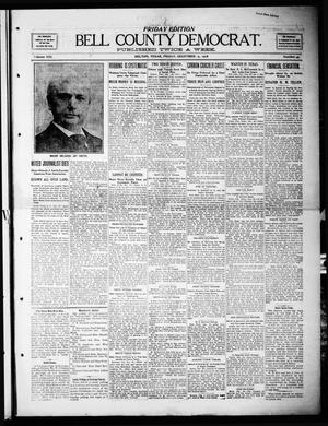 Primary view of object titled 'Bell County Democrat (Belton, Tex.), Vol. 13, No. 45, Ed. 1 Friday, December 25, 1908'.