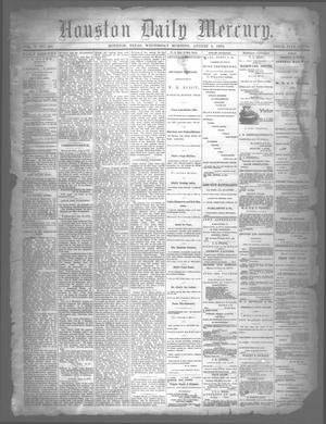 Houston Daily Mercury (Houston, Tex.), Vol. 5, No. 285, Ed. 1 Wednesday, August 6, 1873