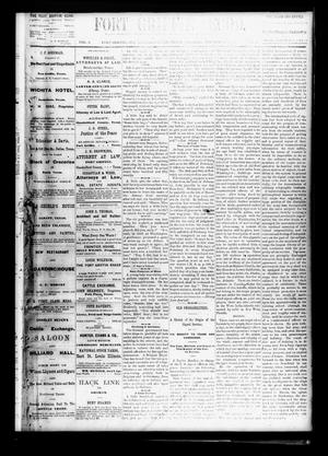 Fort Griffin Echo (Fort Griffin, Tex.), Vol. 2, No. 3, Ed. 1 Saturday, January 24, 1880