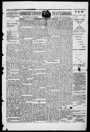 Georgetown Watchman (Georgetown, Tex.), Vol. 3, No. 16, Ed. 1 Saturday, June 19, 1869