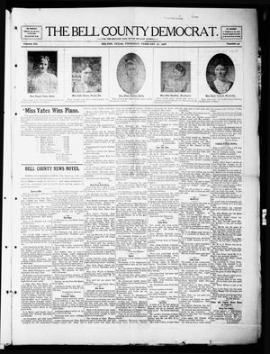 Primary view of object titled 'The Bell County Democrat (Belton, Tex.), Vol. 12, No. 32, Ed. 1 Thursday, February 27, 1908'.