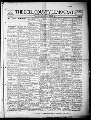 Primary view of object titled 'The Bell County Democrat (Belton, Tex.), Vol. 12, No. 36, Ed. 1 Thursday, March 26, 1908'.