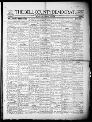 Primary view of object titled 'The Bell County Democrat (Belton, Tex.), Vol. 12, No. 42, Ed. 1 Thursday, May 7, 1908'.