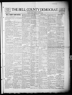 Primary view of object titled 'The Bell County Democrat (Belton, Tex.), Vol. 12, No. 43, Ed. 1 Thursday, May 14, 1908'.