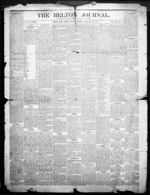 The Belton Journal (Belton, Tex.), Vol. 16, No. 2, Ed. 1 Thursday, January 12, 1882