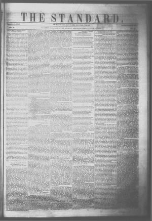 Primary view of The Standard. (Clarksville, Tex.), Vol. 10, No. 39, Ed. 1 Saturday, July 30, 1853