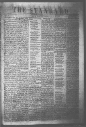 Primary view of object titled 'The Standard. (Clarksville, Tex.), Vol. 10, No. 51, Ed. 1 Saturday, October 22, 1853'.