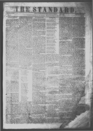 Primary view of The Standard. (Clarksville, Tex.), Vol. 11, No. 12, Ed. 1 Saturday, January 21, 1854