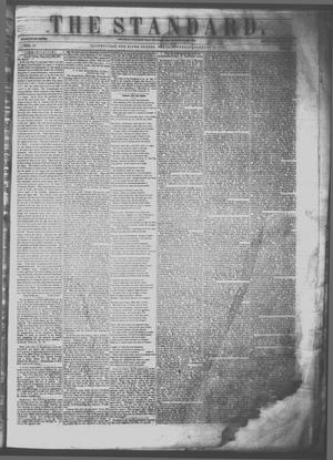 Primary view of object titled 'The Standard. (Clarksville, Tex.), Vol. 11, No. 13, Ed. 1 Saturday, January 28, 1854'.
