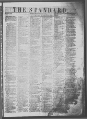 Primary view of object titled 'The Standard. (Clarksville, Tex.), Vol. 11, No. 18, Ed. 1 Saturday, March 4, 1854'.