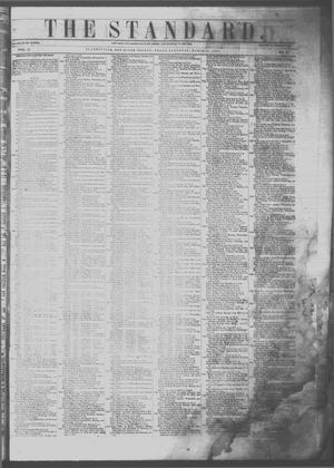 Primary view of object titled 'The Standard. (Clarksville, Tex.), Vol. 11, No. 21, Ed. 1 Saturday, March 25, 1854'.