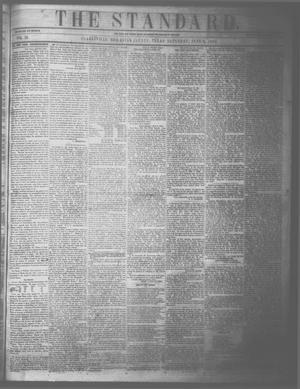 Primary view of The Standard. (Clarksville, Tex.), Vol. 12, No. 30, Ed. 1 Saturday, June 2, 1855
