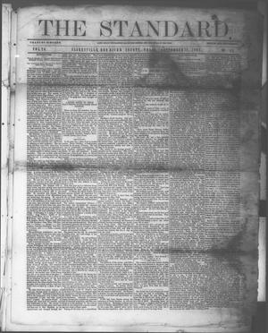 Primary view of The Standard. (Clarksville, Tex.), Vol. 26, No. 42, Ed. 1 Saturday, September 12, 1868