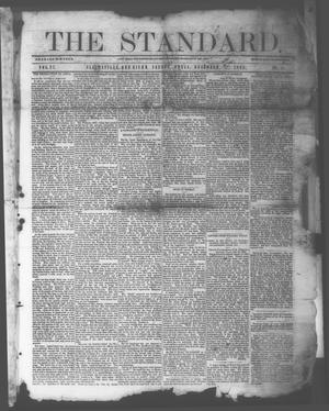 Primary view of object titled 'The Standard. (Clarksville, Tex.), Vol. 27, No. 3, Ed. 1 Saturday, December 12, 1868'.